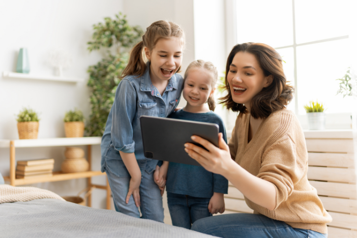 Tablet reacondicionada para el día de la madre