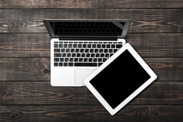 Mejor un portátil o una tablet