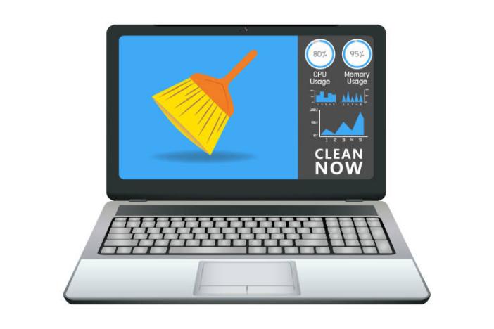 limpieza del ordenador